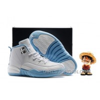 "2017 Kids Air Jordan 12 ""Melo"" Basketball Shoes Top Deals"