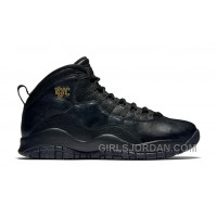 "2017 Mens Air Jordan 10 ""NYC"" For Sale Super Deals"