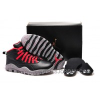 Mens Air Jordan 10 Public School Black For Sale Free Shipping