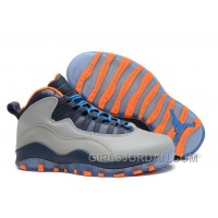 "Mens Air Jordan 10 Retro ""Bobcats"" For Sale Authentic"