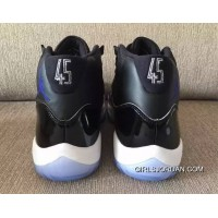 Air Jordan 11 Space Jam Women Men Unisex 45 Free Shipping