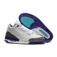 "2017 Mens Air Jordan 3 ""Hornets"" For Sale Top Deals"