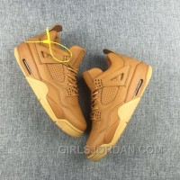 Air Jordan 4 Premium Ginger Mens In Stock Super Deals
