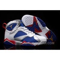 "2017 Mens Air Jordan 7 Olympic ""Tinker Alternate"" For Sale Authentic"