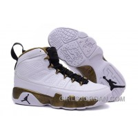"Mens Air Jordan 9 ""Copper Statue"" Top Deals"