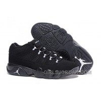 "Mens Air Jordan 9 Low ""Anthracite"" For Sale Online"