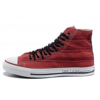Zipper Red CONVERSE All Star High Ps Stripes Multi Eyelet Canvas Cheap To Buy
