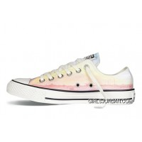 CONVERSE Chuck Taylor All Star Photo Real Sunset Print Pink Low Discount