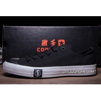 Flash CONVERSE Black Chuck Taylor All Star Canvas Sneakers Copuon Code