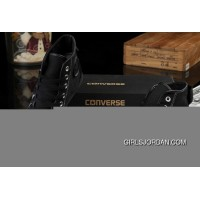 CONVERSE Fast And Furious Black All Star High Tops Chuck Taylor Canvas Shoes Super Deals