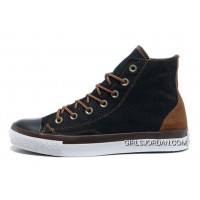 New Black CONVERSE Denim All Star Vampire Diaries High Tops Sneakers Lastest