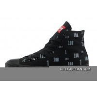 All Star Black CONVERSE CT 100 High Tops Beluga Limited Edition Discount