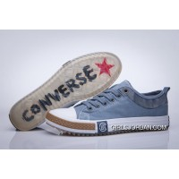 Blue CONVERSE Chuck Taylor All Star Zigzag Clear Sole For Sale