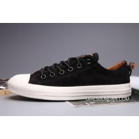 CONVERSE X Clot X Undefeated Black Suede Chuck Taylor All Star Bow Back Shoes Top Deals