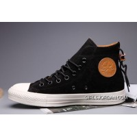 CONVERSE X Clot X Undefeated Black High Tops Suede CT All Star Bow Back Shoes Free Shipping