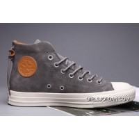 Limited Editon Grey High Suede CONVERSE X Clot X Undefeated CT All Star Bow Back Best