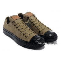 Monochrome Khaki CONVERSE New York Tops Canvas Black Sole Online