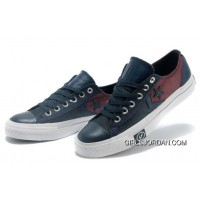 Red Blue CONVERSE Clot X First String Pro MrSandman Chuck Taylor All Star Top Canvas Sneakers Authentic