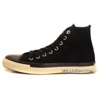 Retro Black High Tops CONVERSE Skate Shoes Chuck Taylor All Star Free Shipping