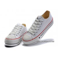 White Classic Platforms CONVERSE Women All Star Canvas Shoes Top Deals
