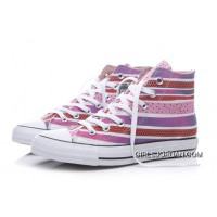 CONVERSE Chuck Taylor Festival Stripe Multi Colored Women Cheap To Buy