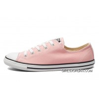 CONVERSE Chuck Taylor All Star Dainty Pink Women Shoes New Release