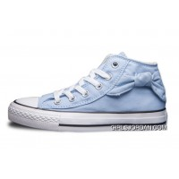 CONVERSE Hello Kitty Bow Tie Side Blue Chuck Taylor All Star Online