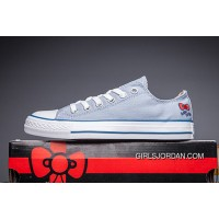 Blue CONVERSE Hello Kitty Chuck Taylor All Star New Release