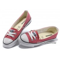 CONVERSE Washed Summer Womens Pink Chuck Taylor All Star Canvas Shoes Cheap To Buy