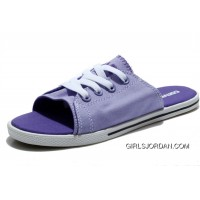 CONVERSE Cutaway EVO Chuck Taylor All Star Light Purple Slippers Online