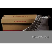 Brown Soft Nap CONVERSE Winter All Star Shearling Leather Shoes Cheap To Buy