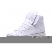 White CONVERSE Big Tongue Velcro Winter Leather CT All Star Shoes Free Shipping