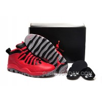 "Girls Air Jordan 10 ""Bulls Over Broadway"" For Sale Super Deals"