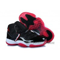 "Girls Air Jordan 11 ""Bred"" For Sale Authentic"