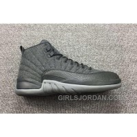 "2017 Air Jordan 12 ""Wool"" For Sale Online"