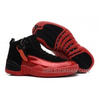 "Girls Air Jordan 12 ""Bred"" OG For Sale Top Deals"