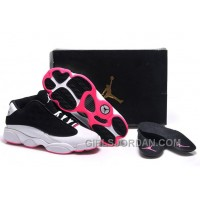 "Girls Air Jordan 13 Low ""Hyper Pink"" For Sale Top Deals"