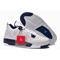"Girls Air Jordan 4 ""Columbia"" For Sale Online"