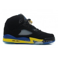 "Air Jordan 5 ""Shanghai Shen"" For Sale Christmas Deals"
