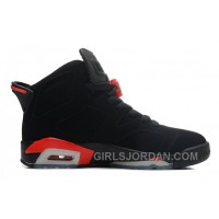 Air Jordan 6 Black/Infrared For Sale Free Shipping