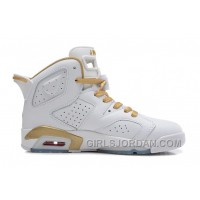 "Air Jordan 6 ""Gold Medal"" For Sale Discount"