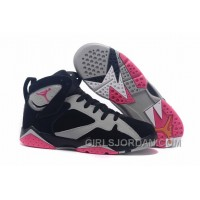 "Girls Air Jordan 7 ""Fuchsia Flash"" For Sale Online"