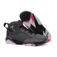 "Girls Air Jordan 7 ""Valentines Day"" For Sale Discount"