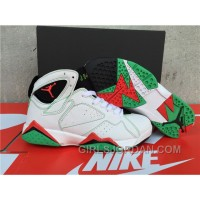 "Girls Air Jordan 7 ""Verde"" For Sale Discount"