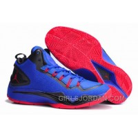 Mens Jordan Super.Fly 2 PO Dark Concord/Black-Infrared For Sale Online