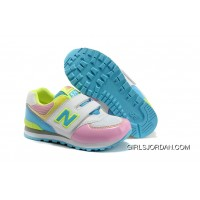 Kids New Balance Shoes 574 M017 Discount