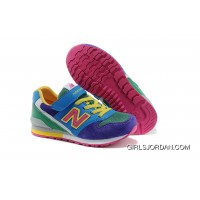 Kids New Balance Shoes 996 M001 Discount