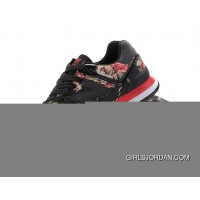 New Balance 574 2016 Men Black Red Authentic
