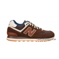 New Balance 574 2016 Men Brown For Sale