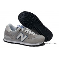 New Balance 574 2016 Men Grey Top Deals